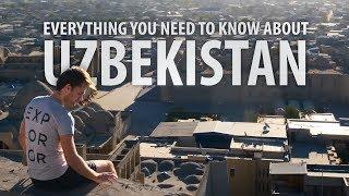 What is UZBEKISTAN? (Incredible Central Asian Gem)