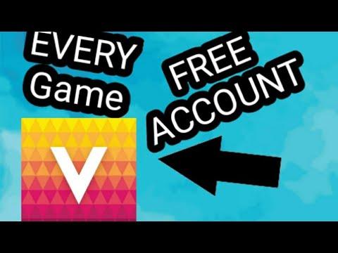 Free gaming vortex cloud account Free vortex