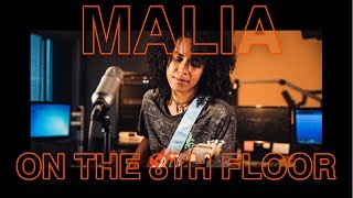 "Malia ""Simple Things"" LIVE 