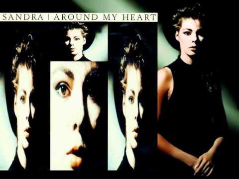 SANDRA - AROUND MY HEART LYRICS - SongLyrics.com
