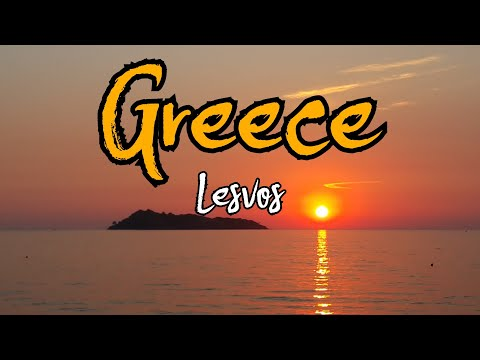The beauty of Lesbos / Lesvos - GoPro Hero [2015]