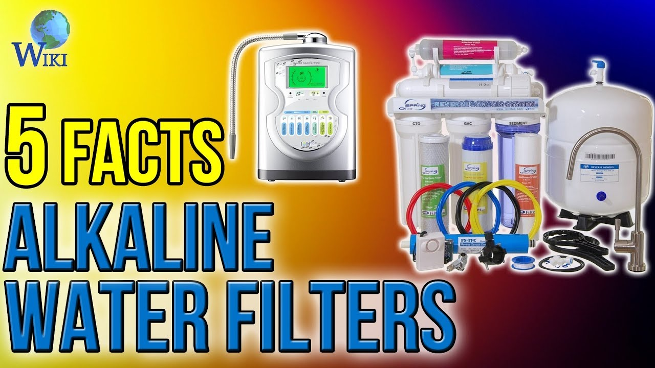 Alkaline Water Filters: 5 Fast Facts