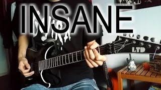 Korn - Insane Full Guitar Cover [HD]
