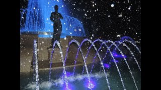 музыкальный фонтан Ставрополь