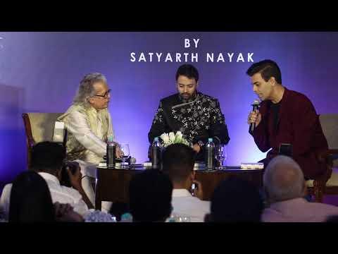 karan johar about the book launch of shridevi enternal screen goldess