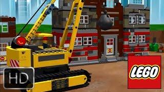 LEGO City. Лего мультик игра для детей - лего сити [1]. CoolBabyTV(Лего мультик игра для детей LEGO City – отличная игра где можно проехаться на полицейской машине или потушить..., 2015-11-21T16:54:48.000Z)