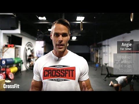 CrossFit WOD 180102