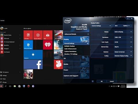 Intel HD Graphics Driver - Download