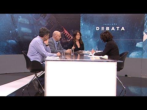 Savetnica za medije predsednika Srbije, UNS i NUNS u Insajder debati o slobodi medija