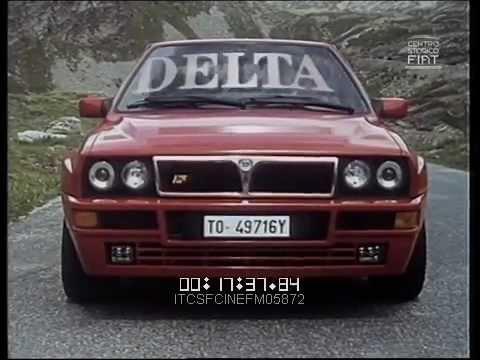 Delta HF Integrale (Lancia - vers. '91) \ 1991 \ ita v-