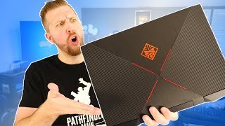 HP Omen 15 Review - Most Powerful Gaming Laptop Under $1300!
