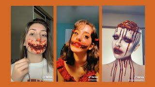 BEST HALLOWEEN SFX MAKEUP TIKTOK COMPILATION