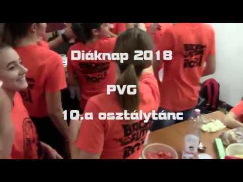 PVG Diáknap 2018. Osztálytánc