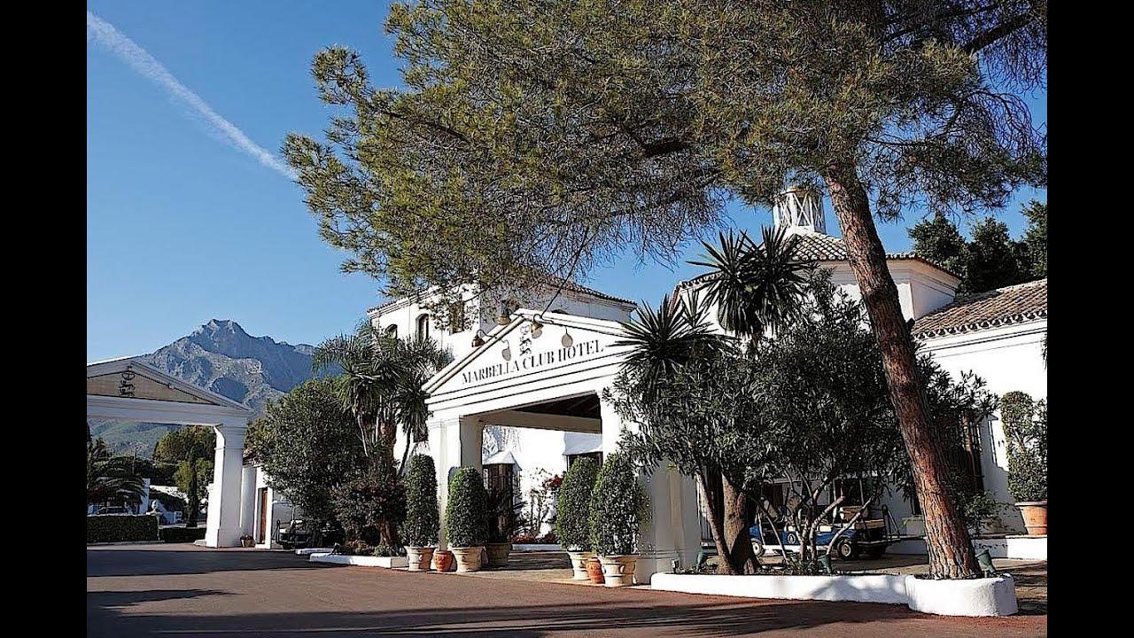 Marbella Club Hotel Golf Resort & Spa, Marbella, Spain - Unravel Travel TV