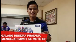 GALANG HENDRA PRATAMA IKUTI WORLD SUPERSPORT 300