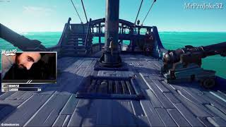 VIJF EURO MELOENEN IN SEA OF THIEVES FT. DON - HOGELICHTEN #27