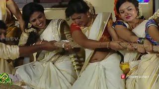 Mallu actress huge navel collection hot saree