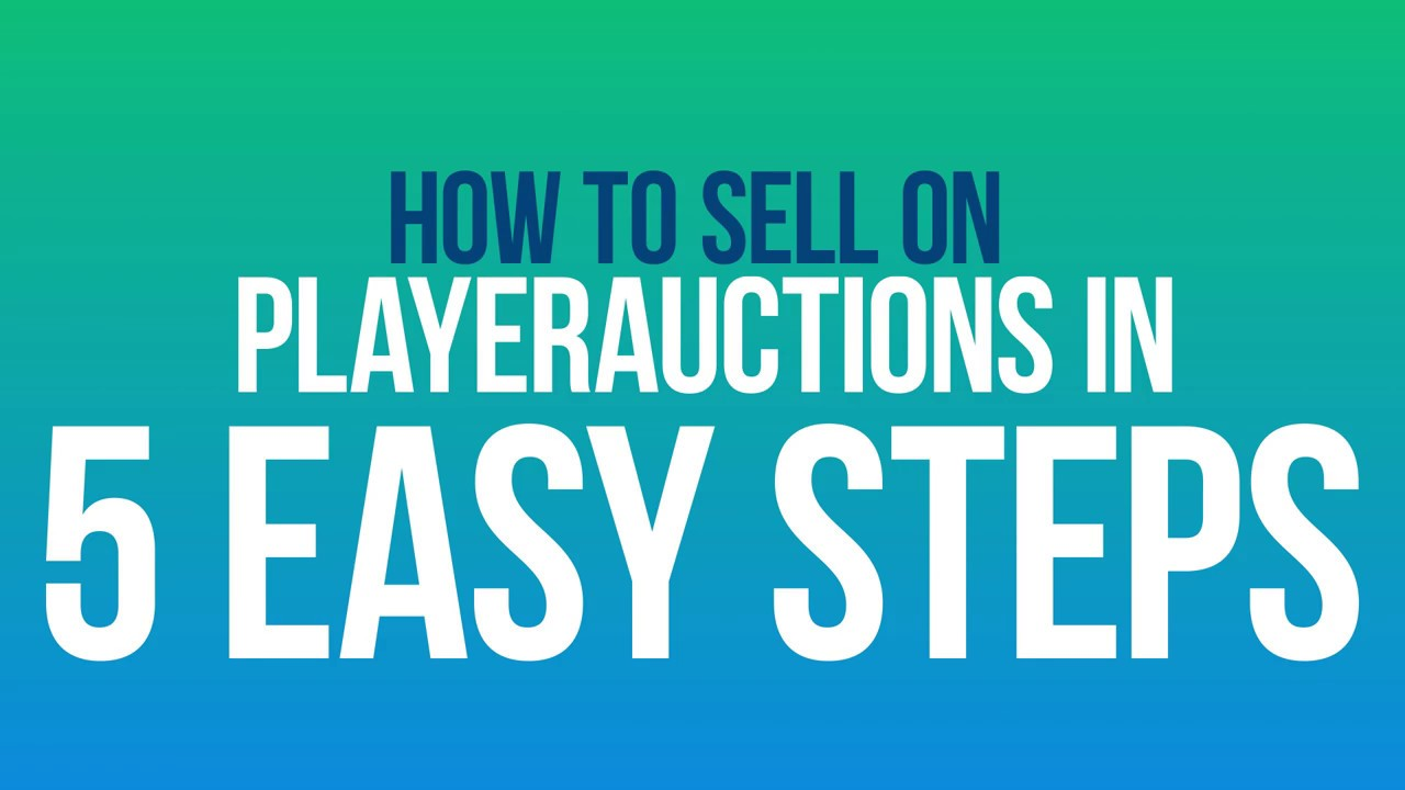 Sell PSN Account for Real Money | PlayerAuctions