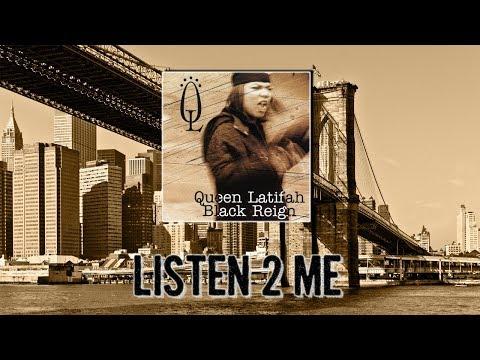 Queen Latifah - Listen 2 Me Reaction