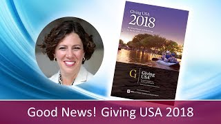 Giving USA 2018 Report - Overview & Findings