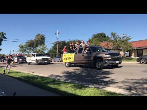 Cabrillo High School Homecoming Parade 2017