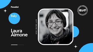 Discussion with Laura Aimone   Film Curator   GIFF Online 2020
