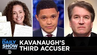 America Gets A Lifetime Appointment To Brett Kavanaugh News The Daily Show