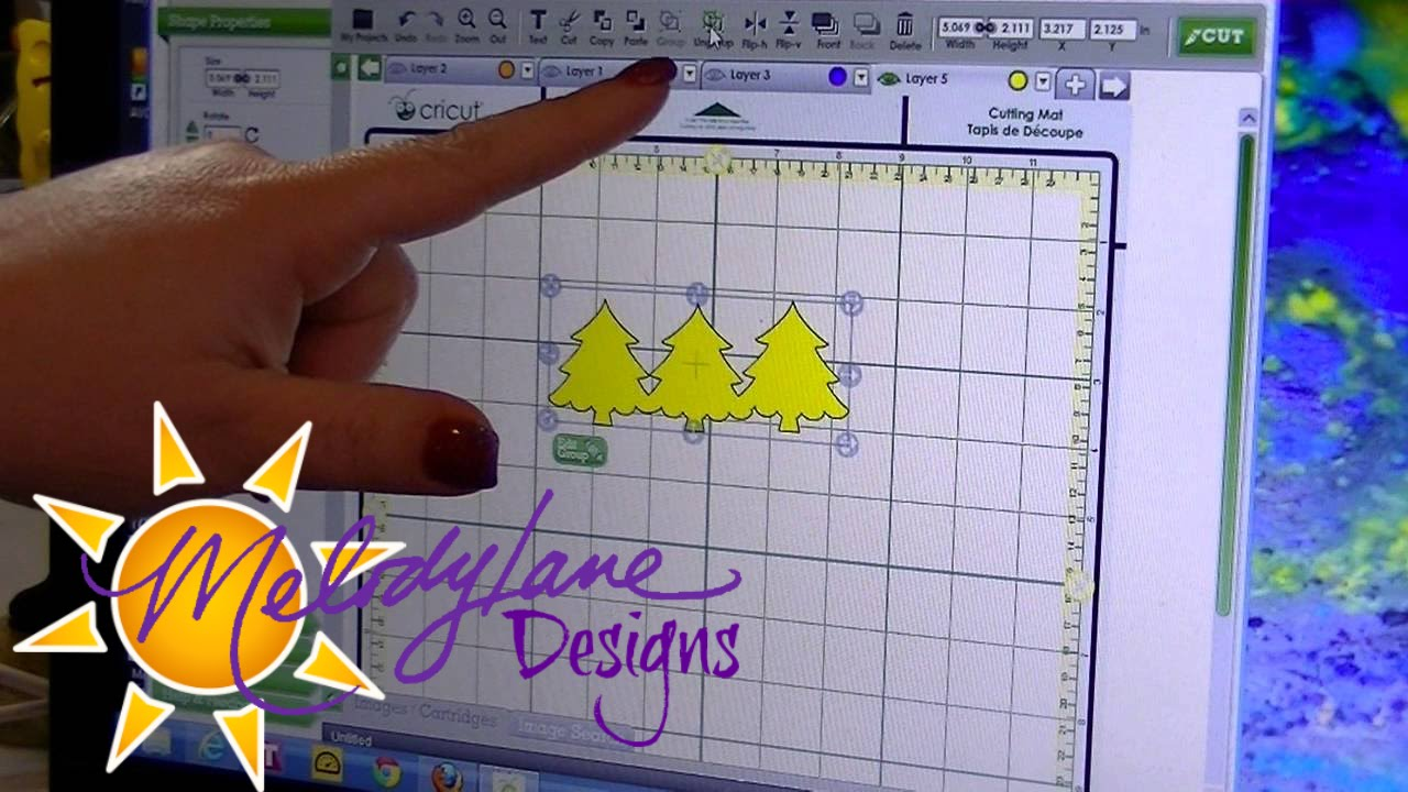 Cricut Craft Room Tutorial