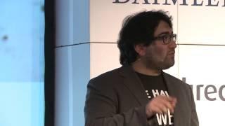 re:publica 2013 - Manouchehr Shamsrizi: Wissen.Macht.Moral - über das Digitale im Marionettentheater