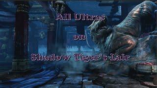 Killer Instinct: All Ultras on Shadow Tiger