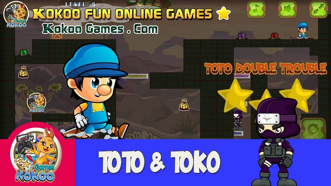 Online Trouble Game