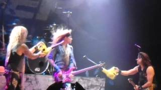 Steel Panther Hair Solo HoB Houston Dec 2015