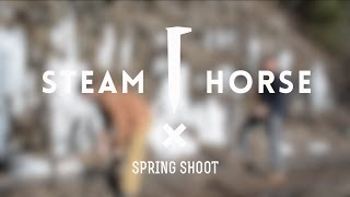 Sneak Peek: Steam Horse Dry Goods Co. Spring Campaign Photoshoot