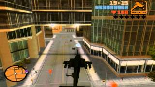 GTA III Aircraft Mod Gameplay