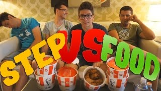 ST3P VS FOOD - 6O PETTI E COSCE DI POLLO w/Anima, Surry & Vegas