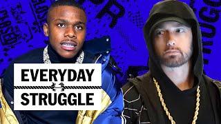 Drake Still Bothered by Pusha T Beef? Eminem Album, DaBaby Making Bad Decisions? | Everyday Struggle