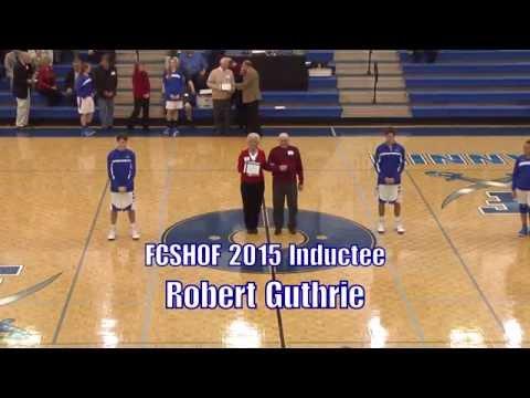 FCSHOF - Fannin County Sports HOF Game - Robert Guthrie