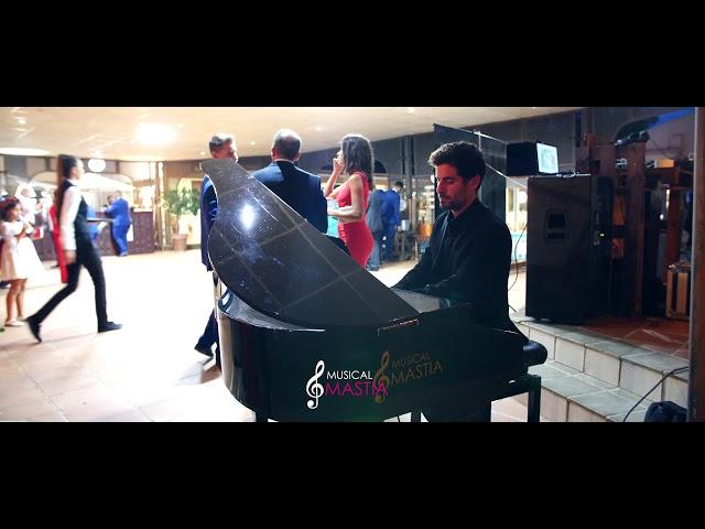 🎹 Piano Colin Negro | Musica para Bodas | Pianista para Bodas