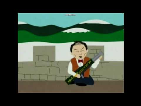South Park City Wall episode clip!!! Very Funny