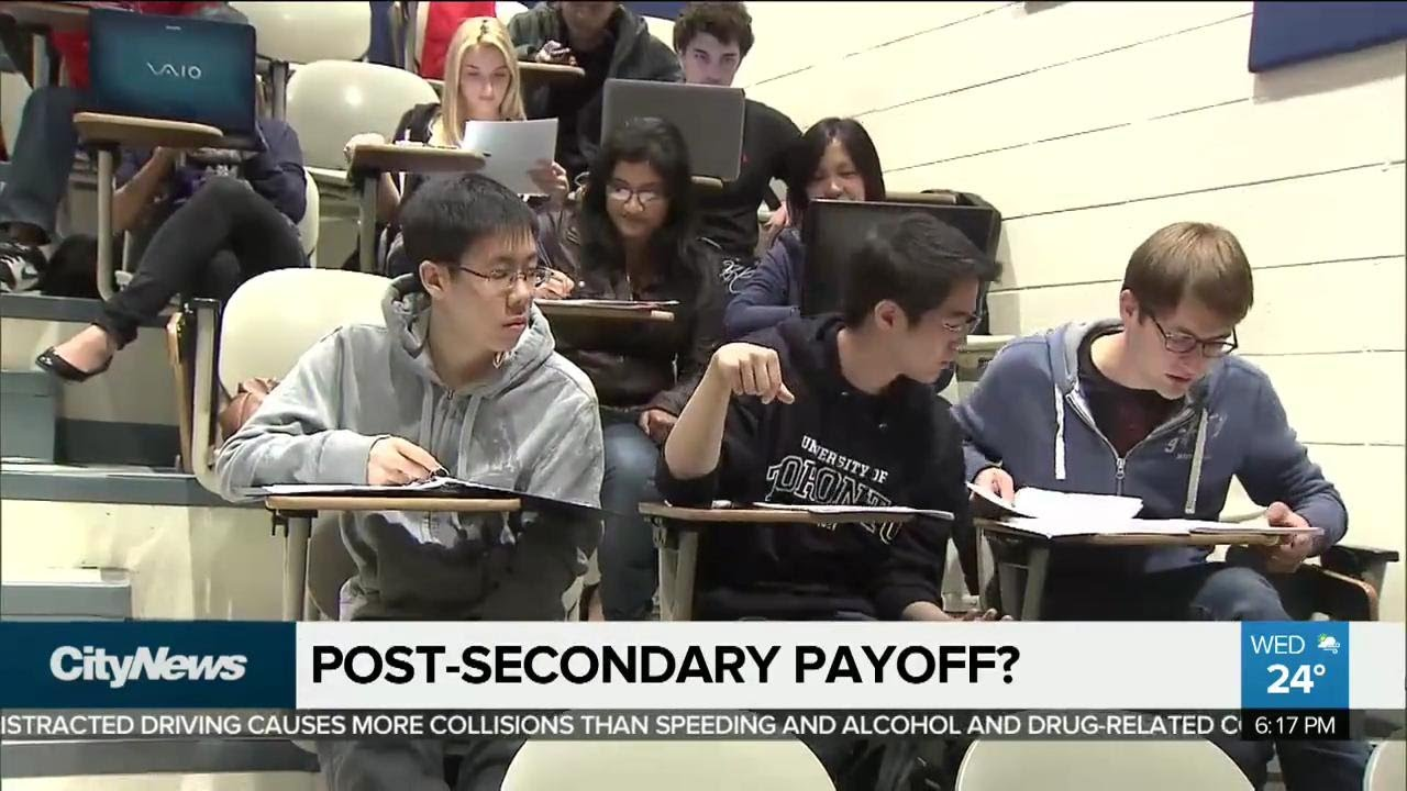 Students on OSAP accumulate about $15K debt over 4 years, poll shows