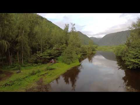 Over an hour of 4k Aerial Landscapes with music by Daniel Nietz