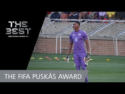Oscarine MASULUKE - FIFA PUSKAS AWARD 2017 FINAL 3! - VOTING CLOSED!