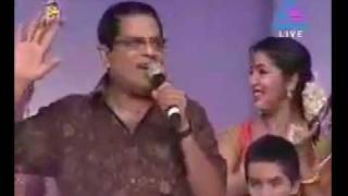 Repeat youtube video Jagathy firing at Ranjini Haridas, Giving her what she deserves [watch full video]