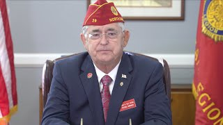 2020 Holiday Greetings from American Legion National Commander