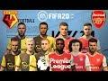 FIFA 20 | Premier League 19-20 Watford Vs Arsenal | Gameplay PC