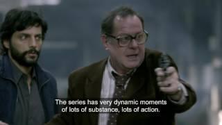 HBO LATINO PRESENTA: JARDÍN DE BRONCE - DETRÁS DE LA PRODUCCIÓN - PRODUCCIÓN