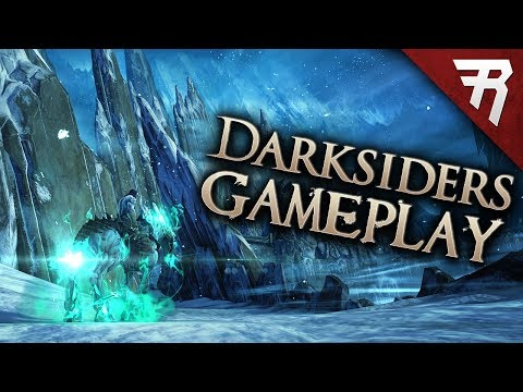 Darksiders Gameplay Explained - Deathinitive and Warmastered Edition (Darksiders II & I)