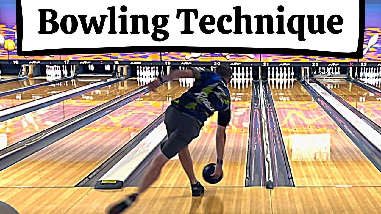PBA Bowling Techniques in Ohio 10k Event   PBA Bowlers in Slow Motion