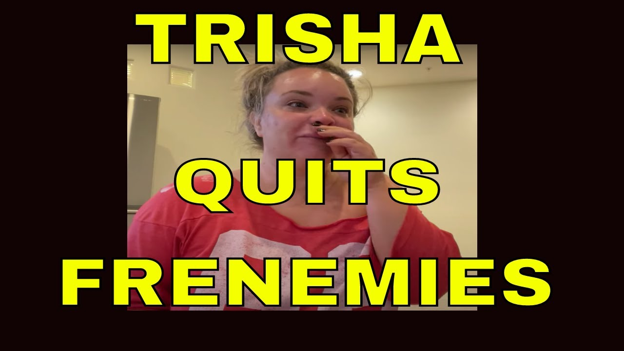 Trisha Paytas Announces Departure From Frenemies Podcast With ...