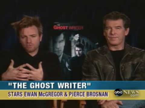 Pierce Brosnan And Ewan Mcgregor Youtube